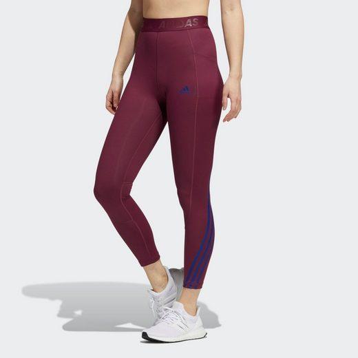 adidas Performance Leggings »Techfit Gym 3-Streifen lange Tight«