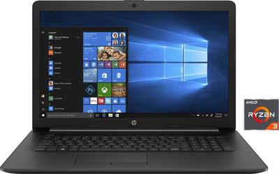 HP 17-ca2236ng Notebook (43,9 cm/17,3 Zoll, AMD Ryzen 3, Radeon Graphics, 512 GB SSD)