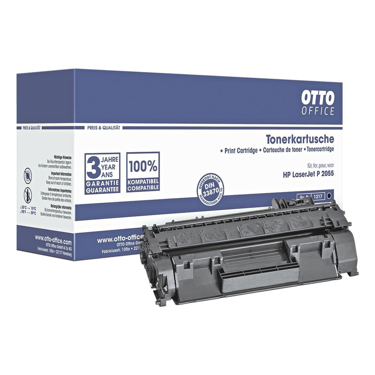 OTTO Office Standard Toner ersetzt HP »CE505A« 05A