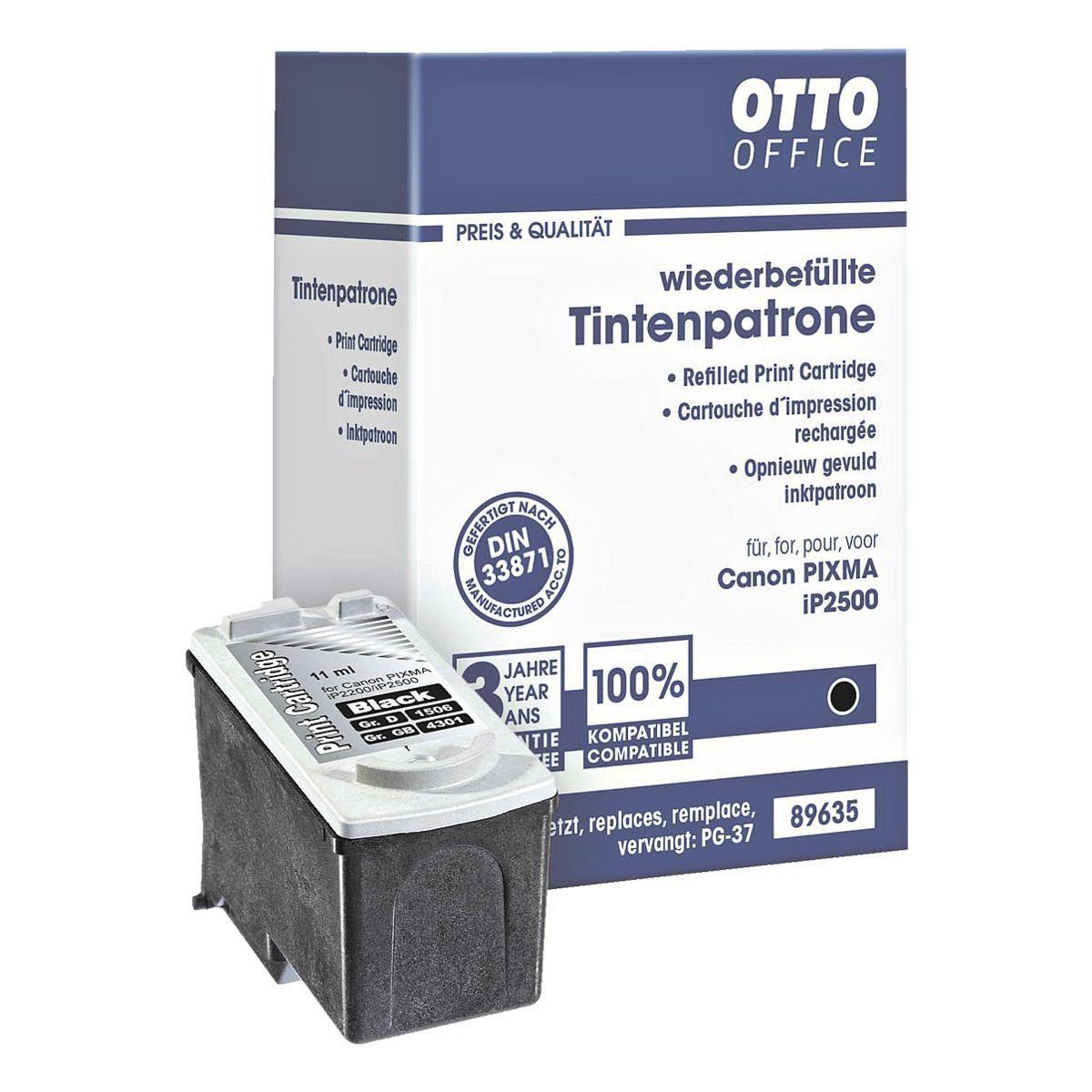 OTTO Office Standard Tintenpatrone ersetzt Canon »PG-37«