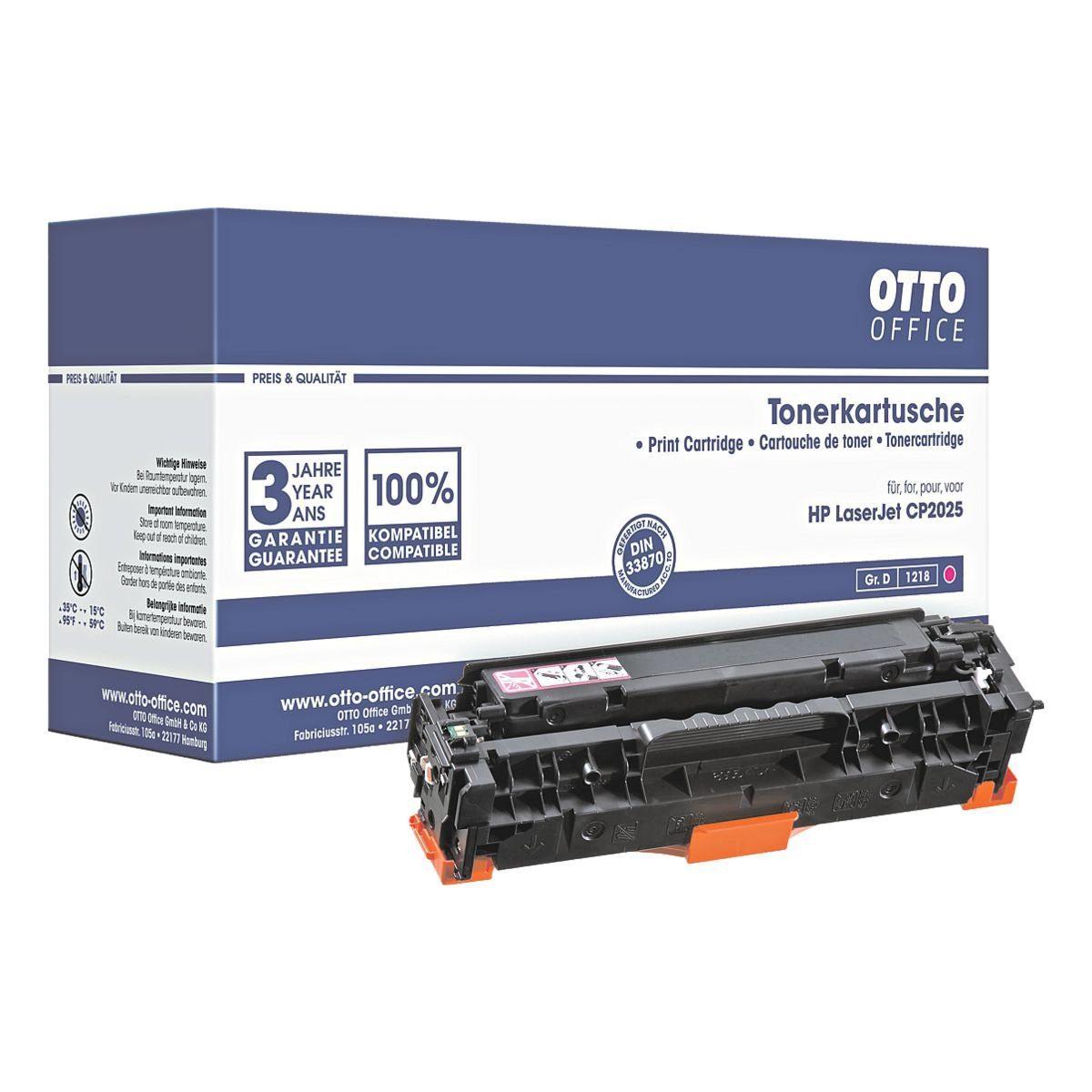 OTTO Office Standard Toner ersetzt HP »CC533A« 304A