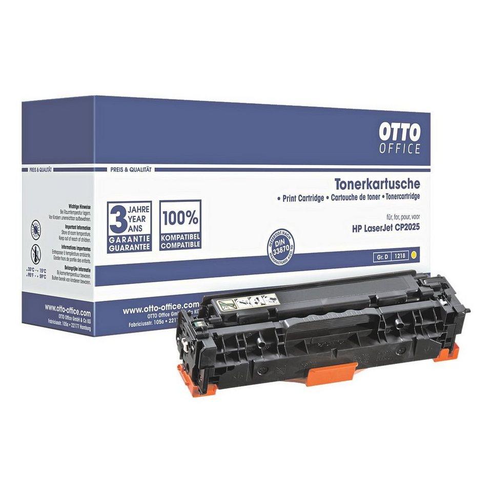 OTTO Office Standard Toner ersetzt HP »CC532A« 304A