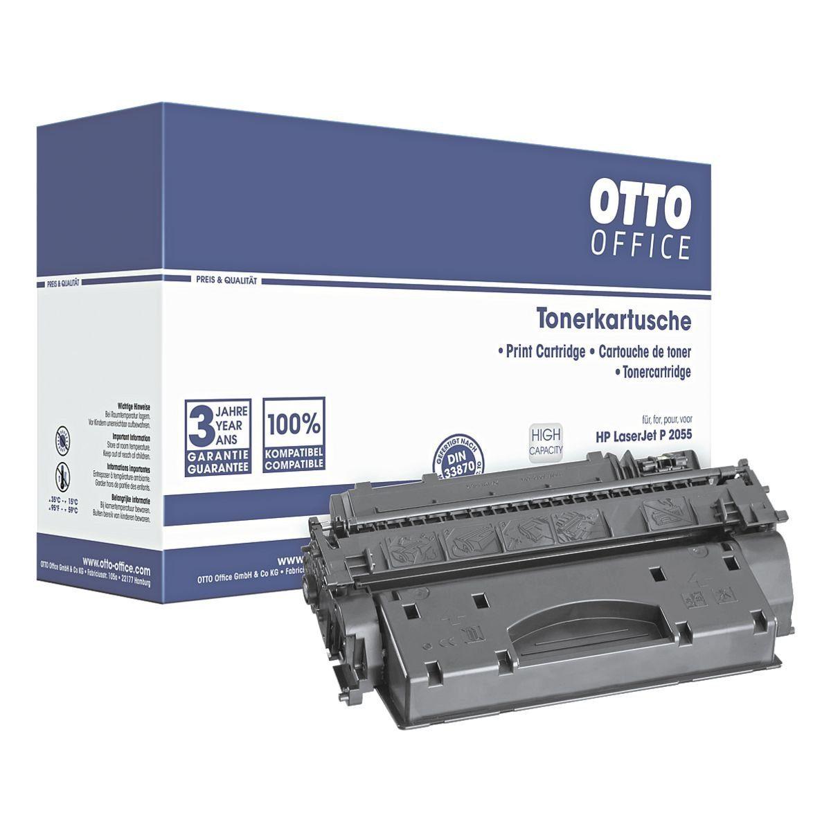 OTTO Office Standard Druckkassette ersetzt HP »CE505X« Nr. 05X
