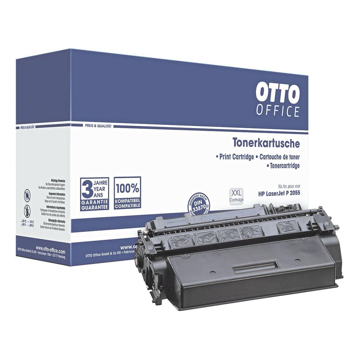 OTTO Office Druckkassette ersetzt HP »CE505XXL« Nr. 05X