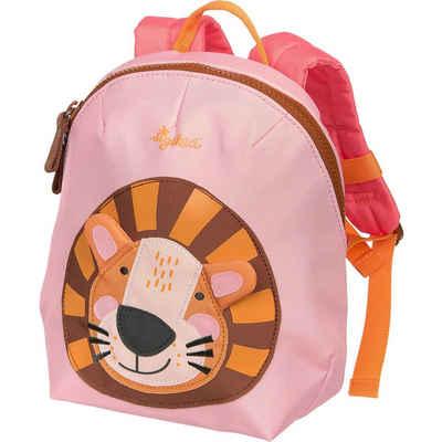 Sigikid Kindergartentasche »Mini Rucksack Löwe rosa, Bags«