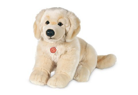 Teddy Hermann® COLLECTION Plüschtier Hund, »Golden Retriever, sitzend, 30 cm«