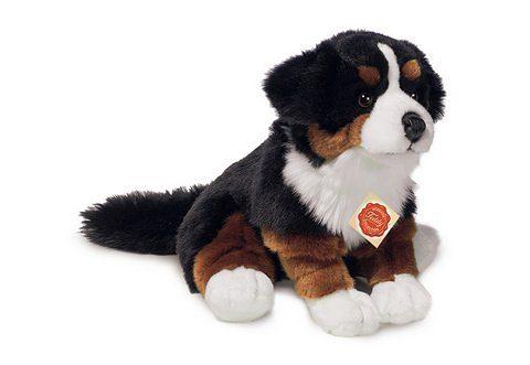 Teddy Hermann® Kuscheltier »Berner Sennenhund, sitzend, 29 cm«