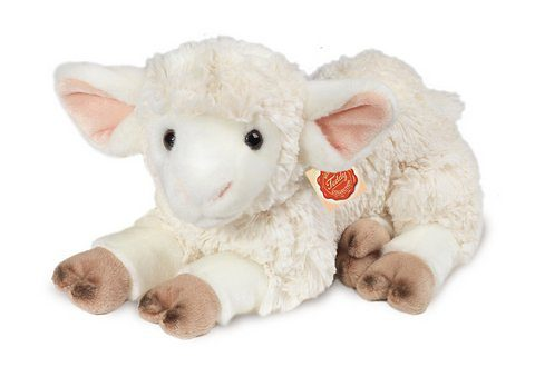 Teddy Hermann® COLLECTION Plüschtier Schaf, »Lamm, liegend, 35 cm«