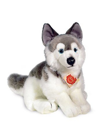 Plüschtier, Teddy Hermann® COLLECTION, »Husky, sitzend, 29 cm«