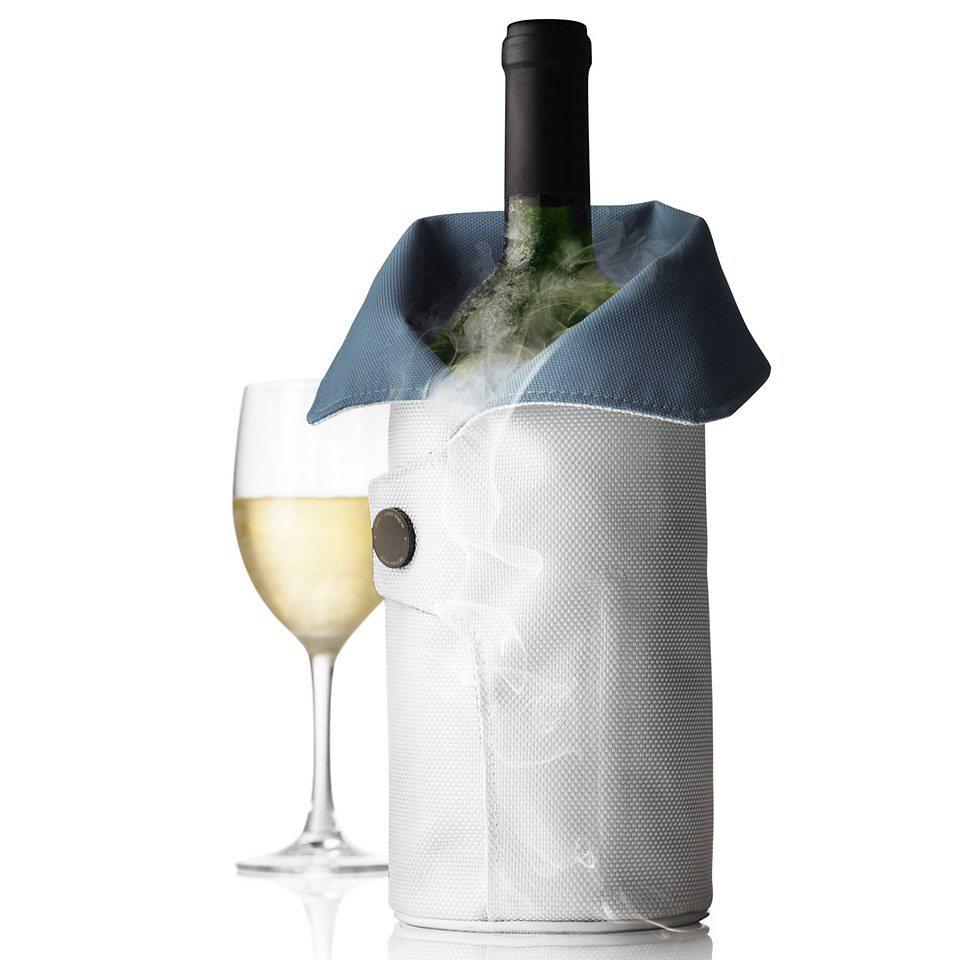 MENU Menu Weinkühler COOL COAT weiß-blau in weiß-blau