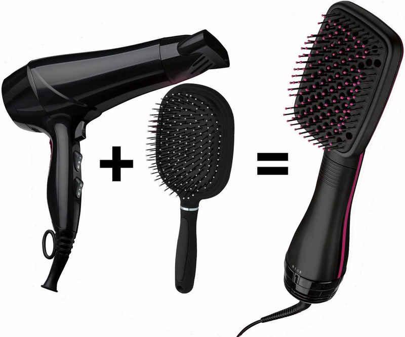 Revlon Haarglättbürste RVDR5212UK2, Salon One-Step Hair Dryer & Styler