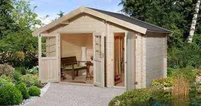weka Gartenhaus »Gr.2«, BxT: 420x310 cm