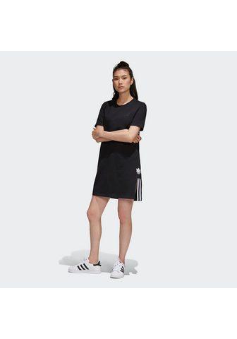 adidas Originals Sweatkleid »ADICOLOR 3D TREFOIL TEE su...