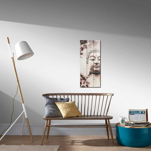 Art for the home Holzbild, Buddah, Buddha