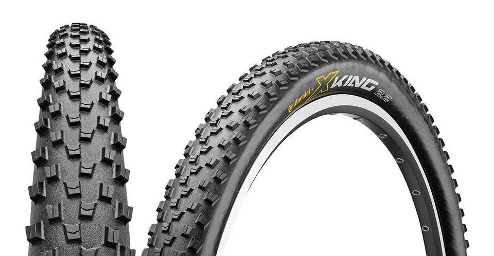 Continental Fahrradreifen »X-King Sport 26 x 2.2 Draht«