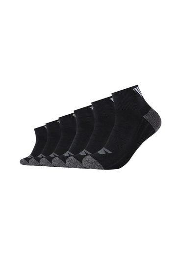 Skechers Socken (6-Paar) mit antibakterieller Ausrüstung
