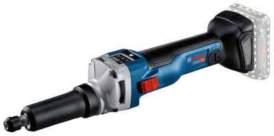 Bosch Professional Akku-Geradschleifer »GGS 18V-10 SLC Professional«, mit hoher Durchzugskraft, ohne Akku und Ladegerät