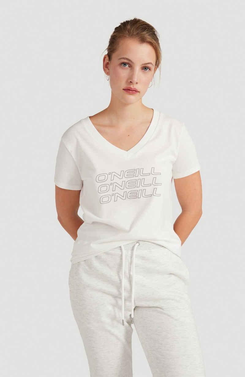 """O'Neill T-Shirt »""""Triple Stack""""« mit Rundhalsausschnitt"""
