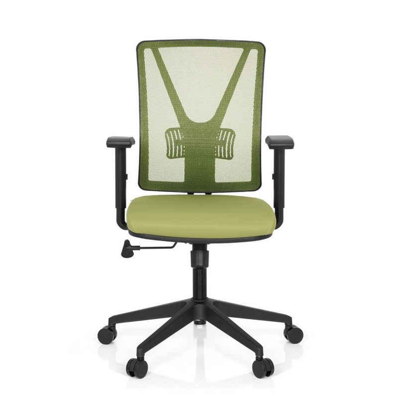 hjh OFFICE Drehstuhl »Home Office Bürostuhl CARLOW Stoff/Netzstoff«