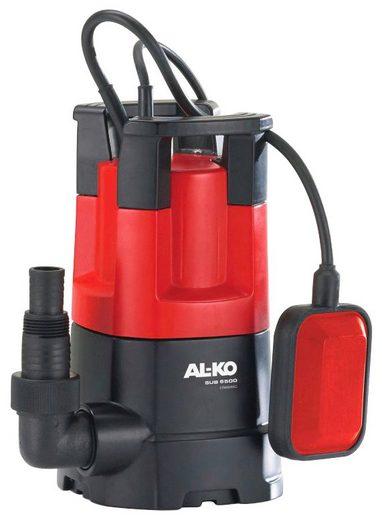 AL-KO Klarwasser-Tauchpumpe »SUB 6500 Classic«, 6.500 l/h max. Fördermenge