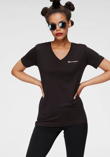 Champion T-Shirt »V-Neck T-Shirt«