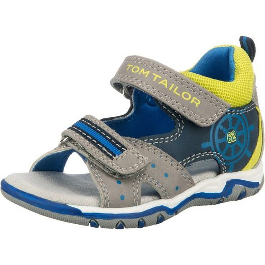 TOM TAILOR »Baby Sandalen für Jungen« Schnürschuh