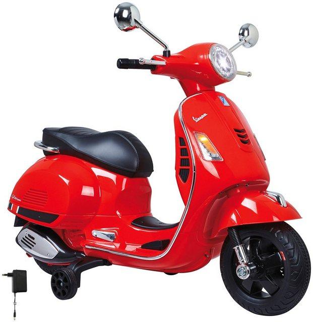 E-Kindermotorrad JAMARA Elektroroller Vespa Kinder ab 3 Jahre 6*