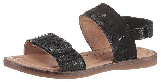 Bisgaard »Belle« Sandale mit modischer Bandage