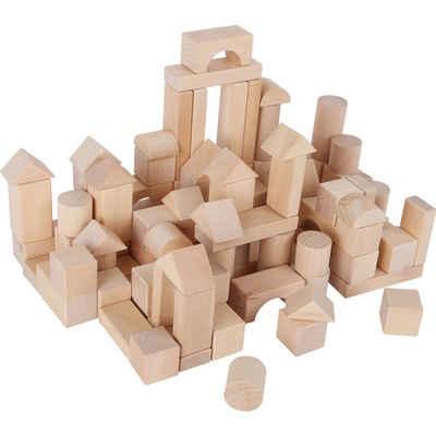 Small Foot Spielbausteine »Holzbausteine im Beutel«, (1 St)