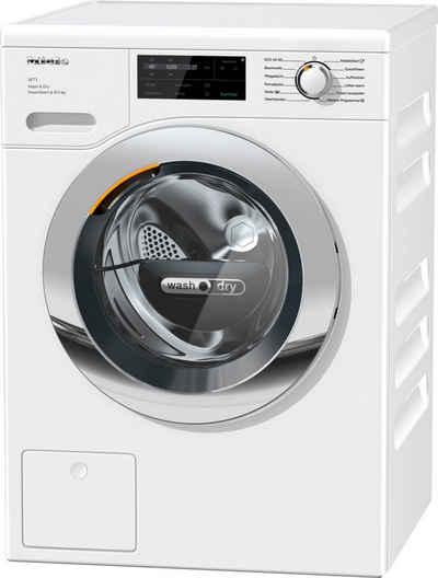 Miele Waschtrockner WTI360WPM, 5 kg, 8 kg, 1600 U/min, Energieeffizienzklasse Wasch-Zyklus A