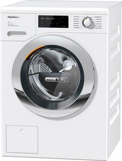 Miele Waschtrockner WTI360WPM, 5 kg, 8 kg, 1600 U/min