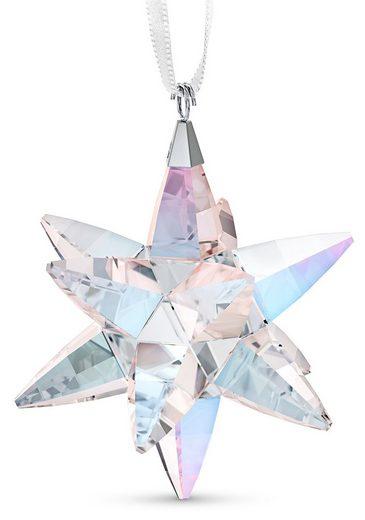 Swarovski Dekofigur »Stern Ornament, Shimmer, klein, 5551837« (1 Stück), Swarovski® Kristall