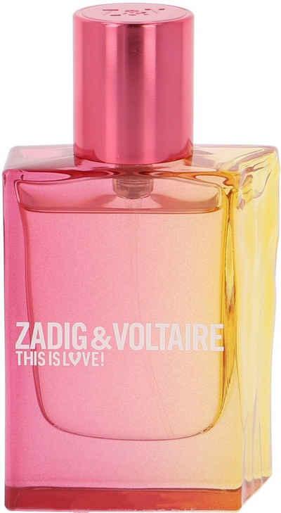ZADIG & VOLTAIRE Eau de Parfum »This is Love! For Her«
