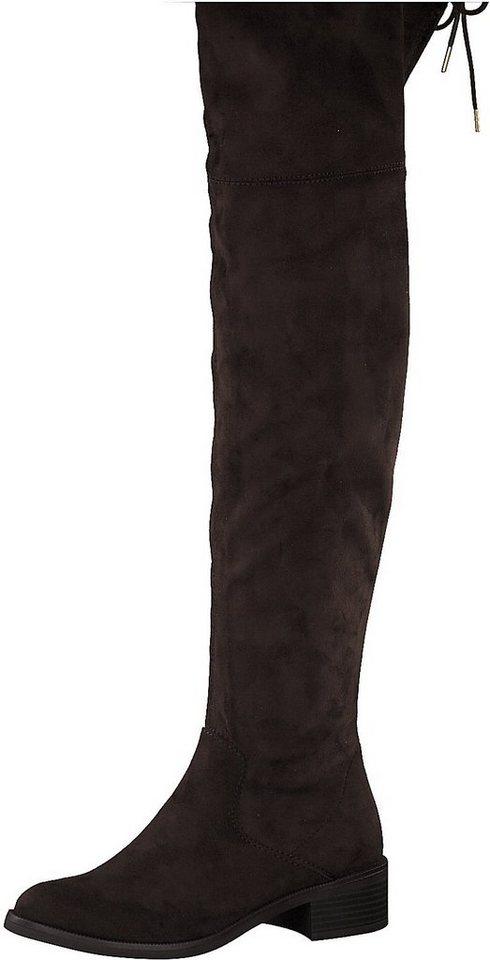 s.oliver - Overknees »Overknee-Stiefel«