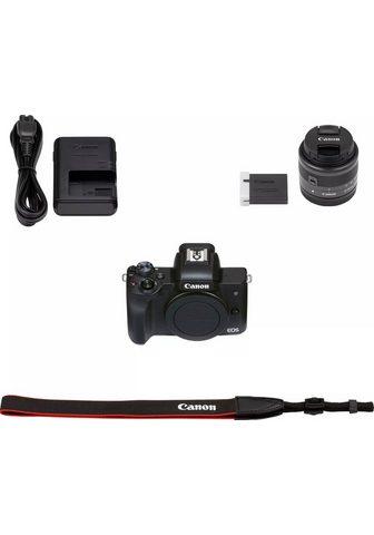 Canon »EOS M50 Mark II« Systemkamera (EF-M 1...