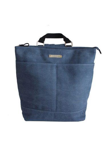 Margelisch Cityrucksack »Amini 1«, plastikfreier Rucksack aus fairer und nachhaltiger Produktion