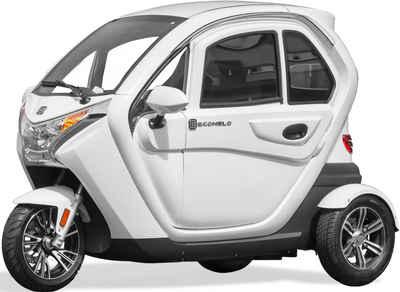 ECONELO Elektromobil »F1«, 45 km/h, mit vor Ort Einweisung