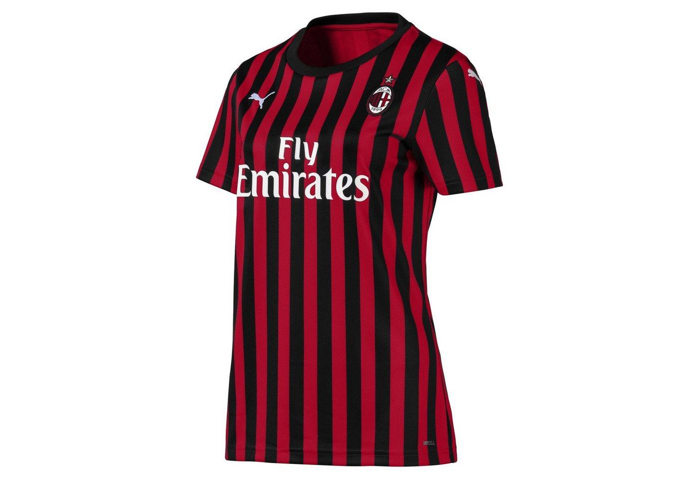 Sportmode - PUMA Fußballtrikot »AC Milan Damen Replica Heimtrikot« ›  - Onlineshop OTTO
