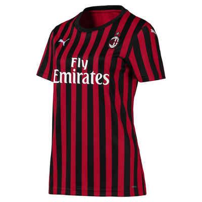 PUMA Fußballtrikot »AC Milan Damen Replica Heimtrikot«
