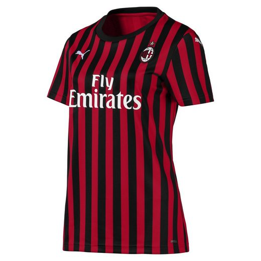 PUMA Trainingsshirt »AC Milan Damen Replica Heimtrikot«
