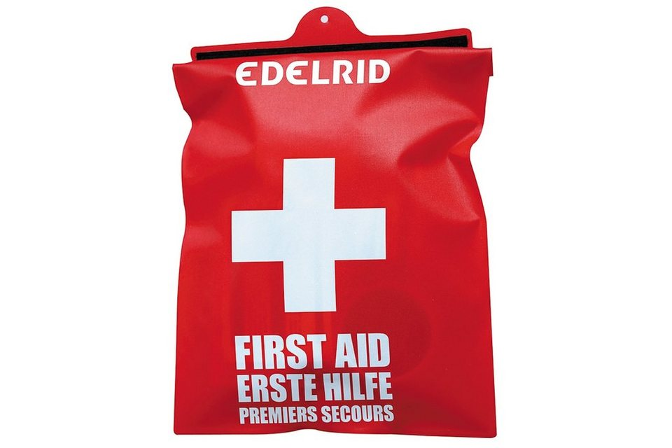 Edelrid Outdoor-Equipment »First Aid Kit« in rot