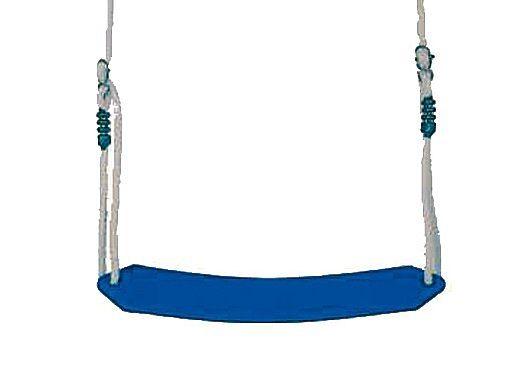 Dein Spielplatz Zubehör für Schaukel oder Spielturm »Elastischer Schaukelsitz, blau«