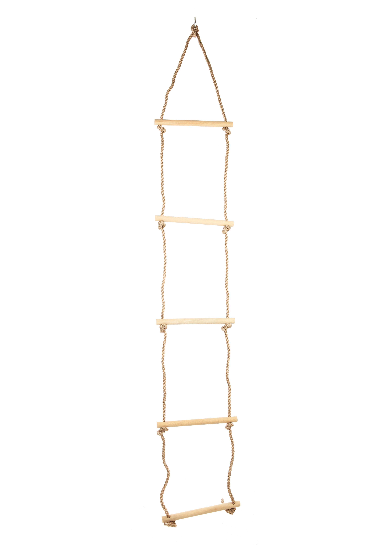 Dein Spielplatz Zubehör für Schaukel oder Spielturm »Strickleiter«