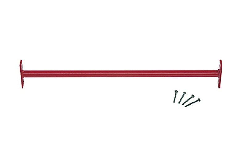 Dein Spielplatz Zubehör für Spielturm oder Kletterturm »Reckstange« in rot