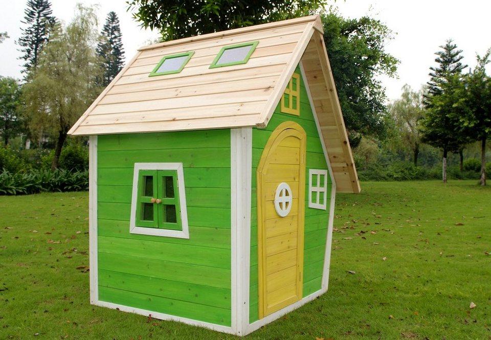 Dein Spielplatz Spielhaus aus Holz »Willow«