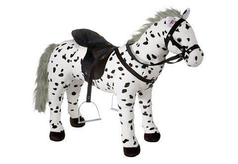 Plüschtier mit Sound, Heunec, »Pferd - Kleiner Onkel - stehend«