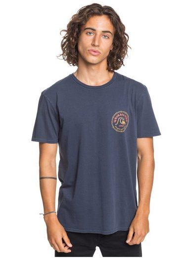 Quiksilver T-Shirt »Devils Wink«