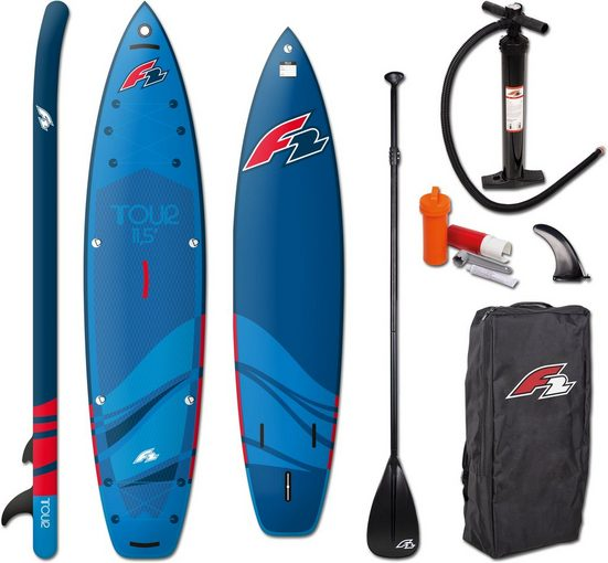 F2 Inflatable SUP-Board »Tour«
