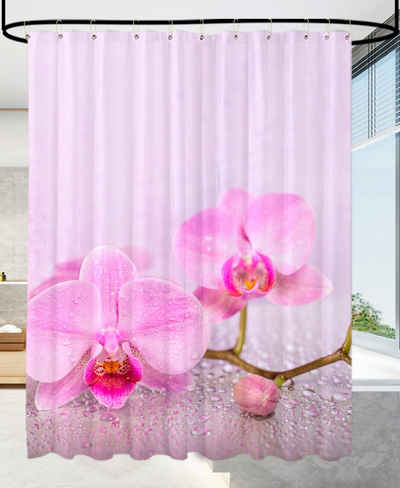 Sanilo Duschvorhang »Blooming« Breite 180 cm, Höhe 200 cm