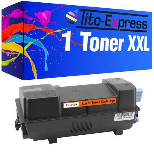 Tito-Express PlatinumSerie Tonerpatrone »Toner ersetzt Kyocera TK-3190 TK3190 TK 3190 (1T02T60NL0)«